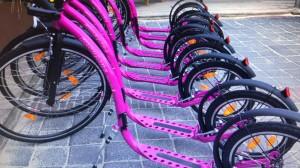 Steppen met onze opvallende roze steps!